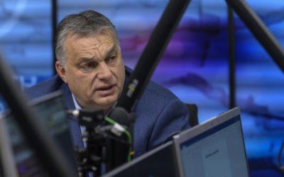 Orbán: semmilyen nyitás nem engedhető meg